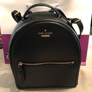 ❤️NWT Kate Spade Leather Backpack